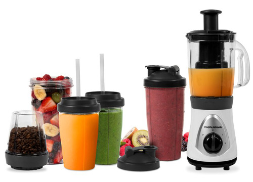 Smoothie mixér Morphy Richards Blend Express Complete Nutrition