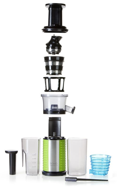 Domo Slow Juicer 2.0 - Domo DO 9139J
