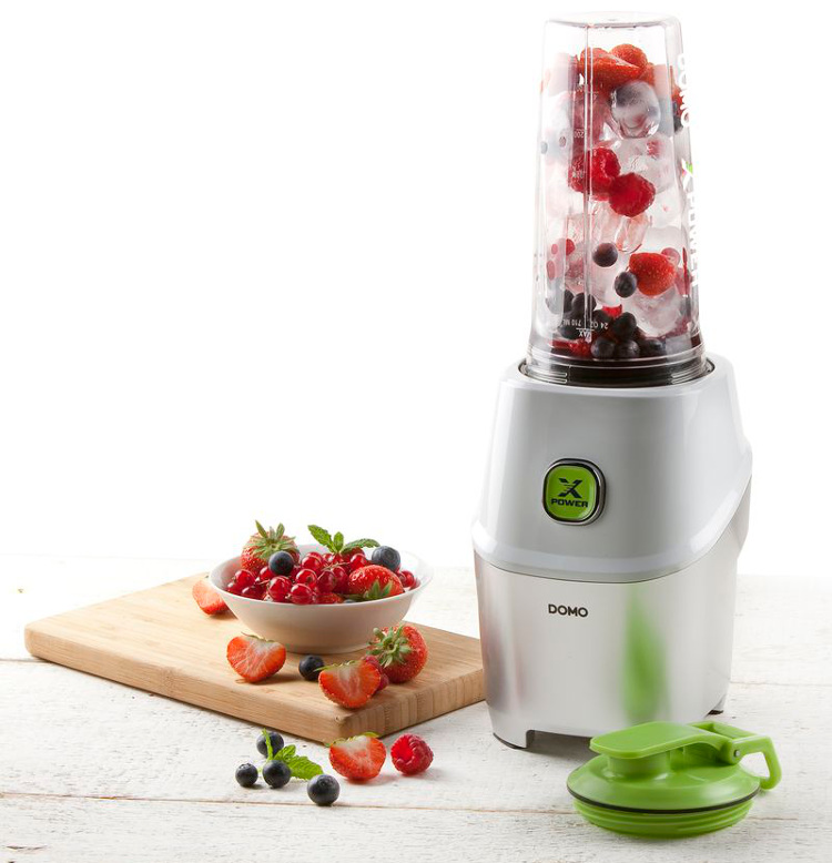 Domo DO 700 BL Nutri Xpower